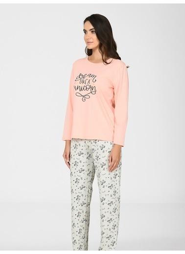 Nbb Pijama Takım Pembe